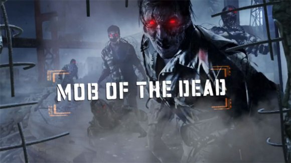 Black Ops 2: Mob of the Dead